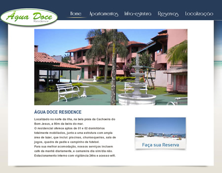 �gua Doce Residence