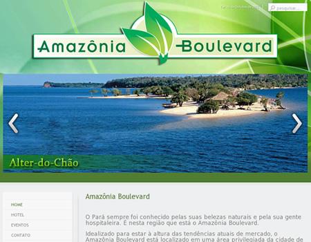 Amazônia Boulevard Shopping Apart Hotel