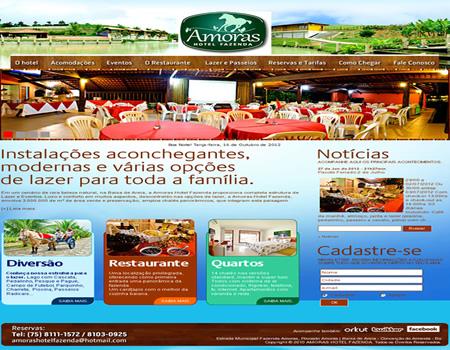 Amoras Hotel Fazenda