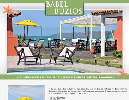 Babel B�zios Guest House