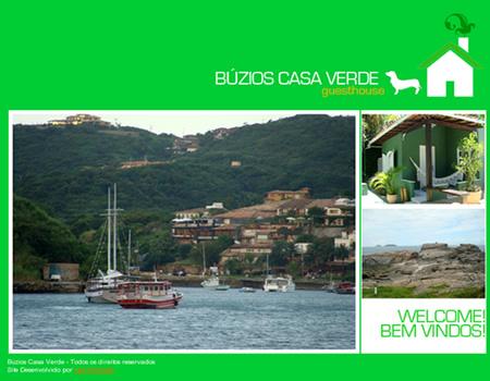 B�zios Casa Verde Guest House