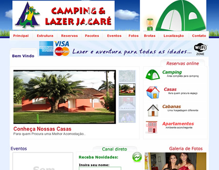 Camping E Lazer Jacar�