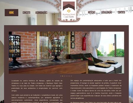 Boutique Hotel Casa Teatro