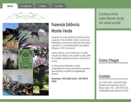 Fazenda Est�ncia Monte Verde