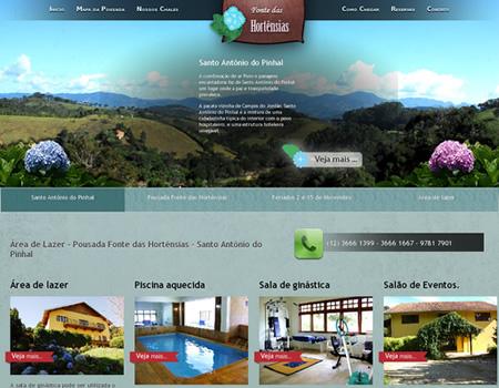 Hotel Fazenda Fonte Das Hort�nsias