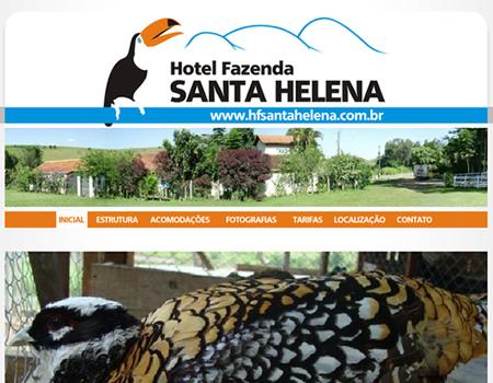 Hotel Fazenda Santa Helena