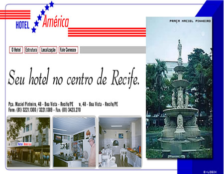 Hotel Am�rica