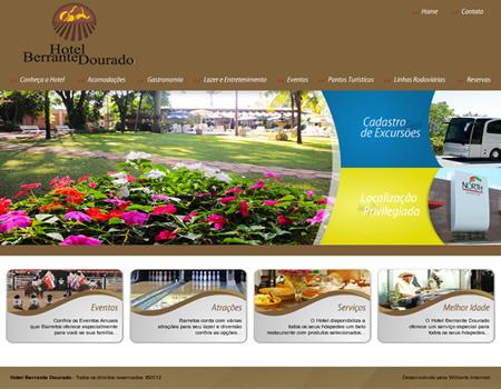 Hotel Berrante Dourado