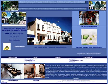 Hotel Cambuquira