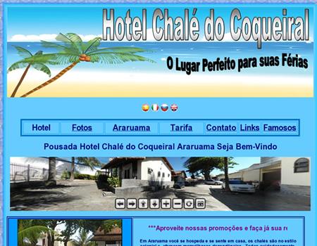 Hotel Chalé Do Coqueiral
