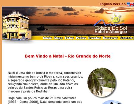 Hotel E Albergue Cidade Do Sol