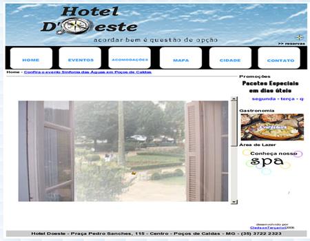 Hotel D�oeste