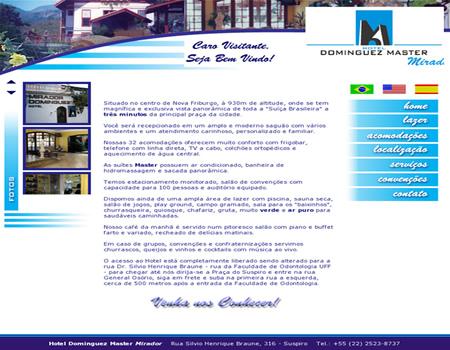 Hotel Dominguez Master Mirador
