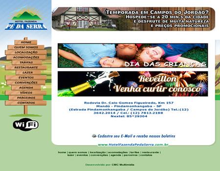 Hotel Fazenda P� Da Serra