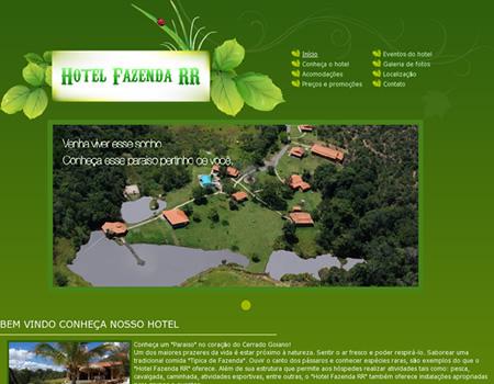 Hotel Fazenda Rr