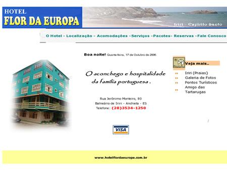 Hotel Flor Da Europa