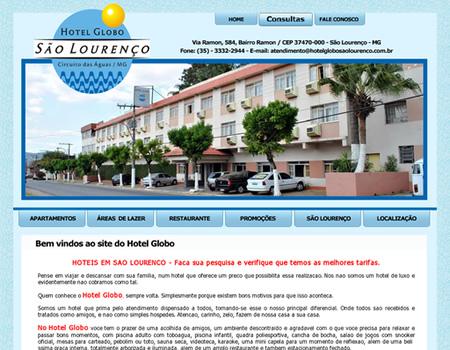 Hotel Globo S�o Louren�o