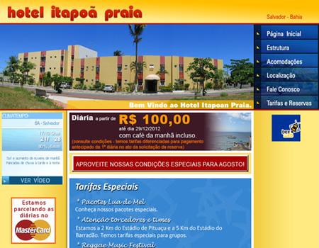 Itapo� Praia Hotel