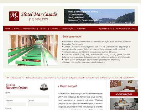 Hotel Mar Casado