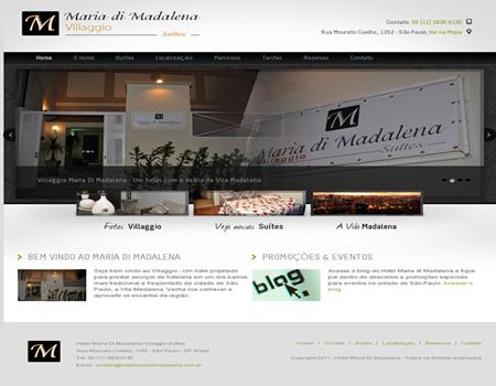 Hotel Maria Di Madalena Villaggio Su�tes
