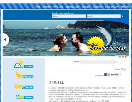 Hotel Morada Do Mar