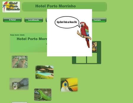 Hotel Porto Morrinho
