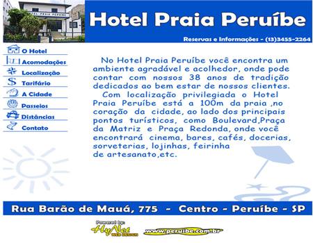 Hotel Praia Peru�be