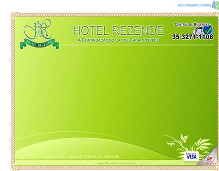 Hotel Rezende De Lambari