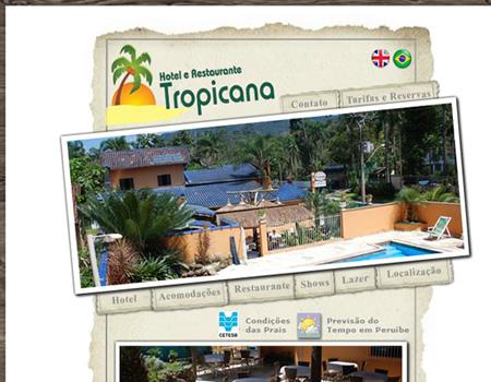 Hotel E Restaurante Tropicana