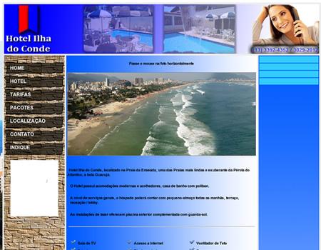 Hotel Ilha Do Conde