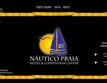 N�utico Praia Hotel E Convention Center