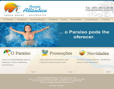 Hotel Paraiso Do Atl�ntico