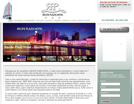 Recife Plaza Hotel