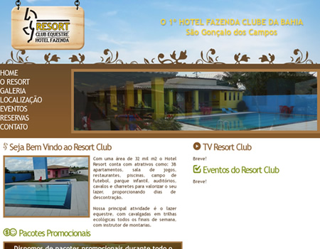 Resort Club Equestre Hotel Fazenda