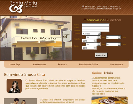 Santa Maria Park Hotel