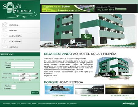 Hotel Solar Filip�ia