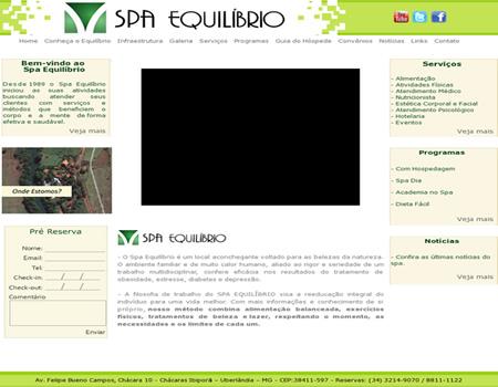 Equil�brio Spa Uberl�ndia
