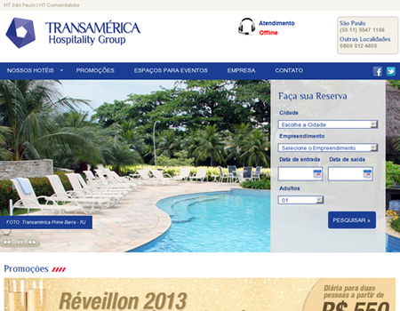 Transam�rica Prime The World
