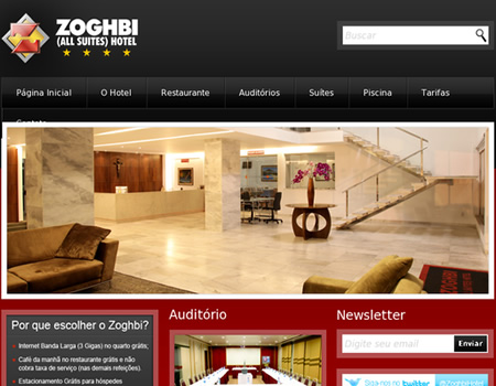 Zoghbi All Su�tes Hotel